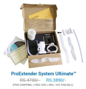 Enlargement System ProExtender  Dimensions Mm