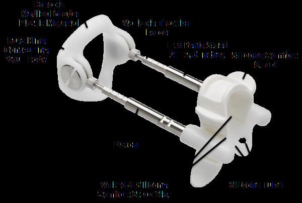 ProExtender - Penis Extender 8 Rods